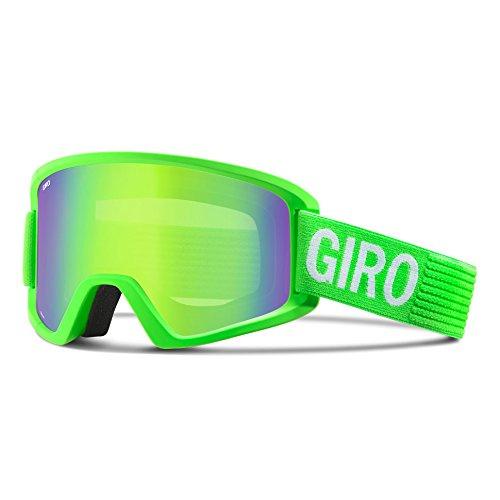 Giro Semi - Máscara de esquí Unisex, Color Verde, Talla única