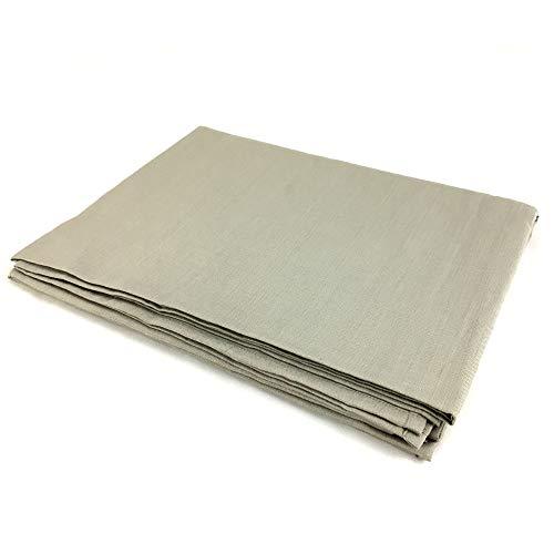 Strahlenschutz Decke/Abschirmende Decke von EMV+ inkl. Erdungsset gegen NF-Strahlung, Schutz vor Elektrosmog, WLAN & 5G (Standard (135 x 200 cm))