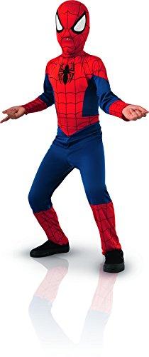 Rubies-Spiderman Déguisement, Garçon, I-880539S, Rouge