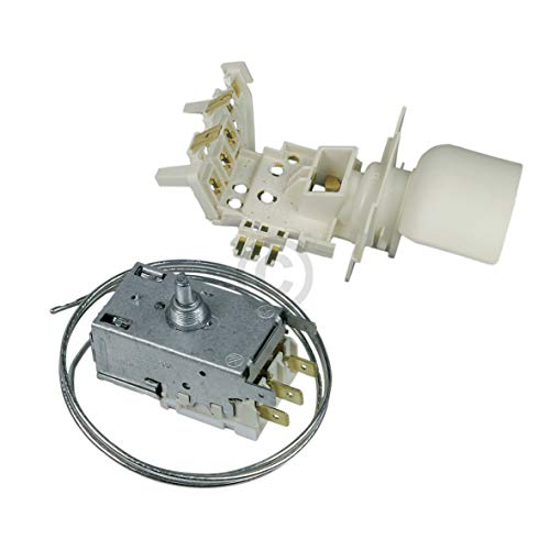 Thermostat Ranco K59-S2790/500 mit Lampenhalterung A130700 WHP 481228238178