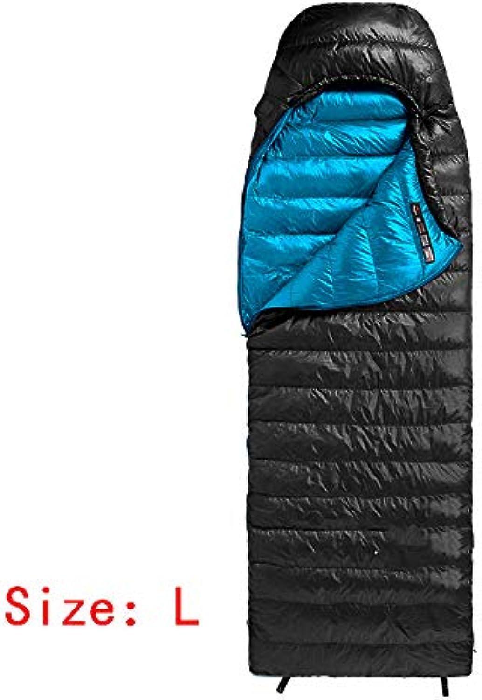 90% weiße weiße weiße Gänsedaunen Umschlag Typ Schlafsack Winter warme Schlafsack Quilt CW400 Wandern Camping 2 Farben 2 Größen B07PZY6WVY  Verpackungsvielfalt 2c046f