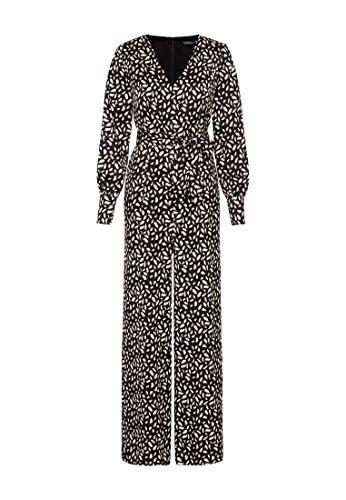 HALLHUBER Jumpsuit mit Leopardenprint weit geschnitten Multicolor, 42
