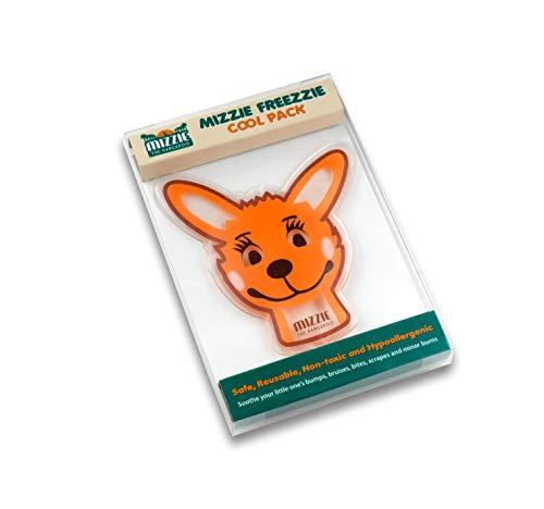 Mizzie Freezzie Kühl Packs - Kinder Kälte- und Wärmepackung für Prellungen, Kratzer, kleinere Verbrennungen und Lunchpakete