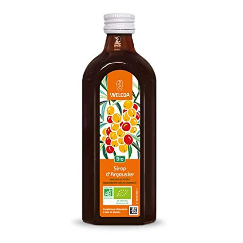 Weleda Bio Sanddorn-Sirup, 250 ml