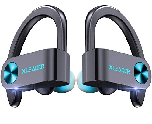 XLEADER SoundAngel Sport3 (3 Gen) Wireless Earbuds,True Wireless...
