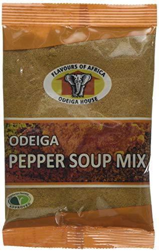 Odeiga Pepper Soup Mix 50g