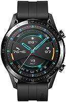 """Huawei Watch GT2 Sport - Smartwatch con Caja de 46 Mm (Hasta 2 Semanas de Batería, Pantalla Táctil Amoled de 1.39"""", GPS,..."""