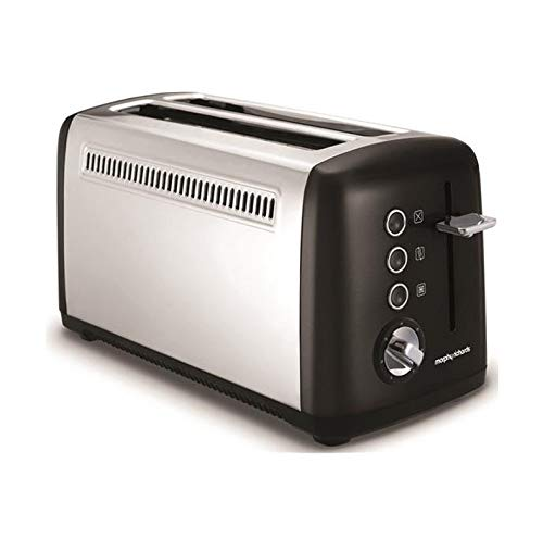 Morphy richards - m245001ee - Grille-pains 2 fentes 850w noir accents
