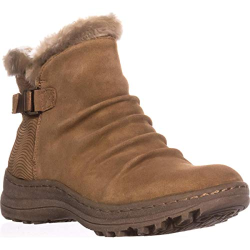 Price comparison product image BareTraps Avita Women's Side zipper Closure Cold Weather Boot Whiskey 8 M US