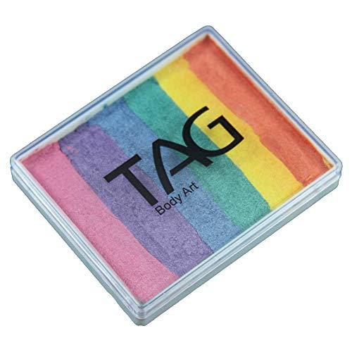 Tag Body Art Cakes - Pastel de perlas arcoíris (50 g)
