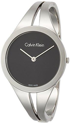 Calvin Klein Orologio Analogico Quarzo da Donna con Cinturino in Acciaio Inox K7W2S111