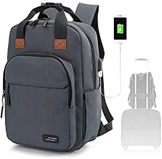 Lumcrissy Anime Cartoon Luminous Backpack with USB Charging Port