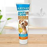 Quiko 077410 Ardap Anti Floh Shampoo für Hunde, 250 ml - 2