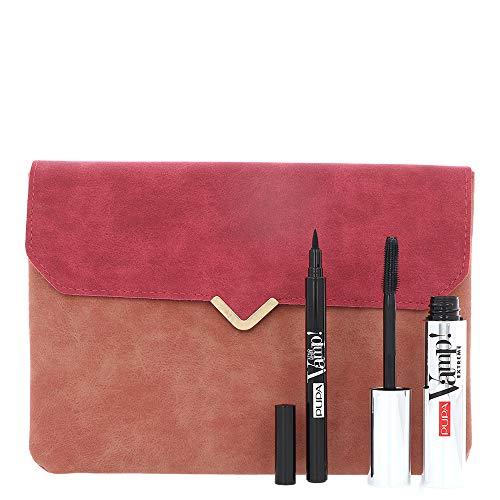 Mascara-Set Vamp! Extreme + Stylo Liner PUPA Clutch Limited Edition Make Up Damen Set