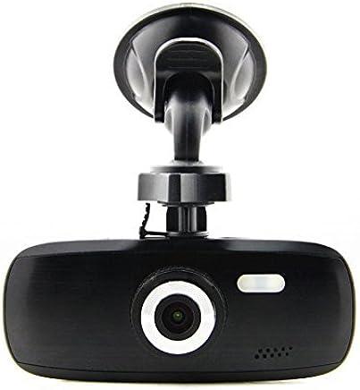 """Black Box G1W Original Dashboard Dash Cam–1080p H.2642.7"""" LCD Coche DVR Cámara Grabadora De Vídeo Full HD con g-sensor Detección de Movimiento de visión nocturna WDR 140° Gran Angular Zoom 4x–NT96650+ AR0330"""