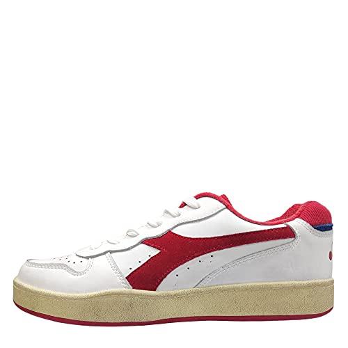 Diadora - Sneakers Mi Basket Low Used per Uomo e Donna (EU 42)