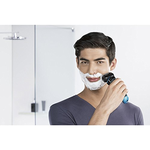 Braun Series 9-9095cc Wet and Dry Foil Shaver