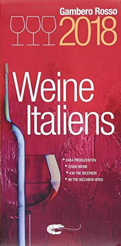 Weine Italiens 2018: Deutsche Ausgabe des