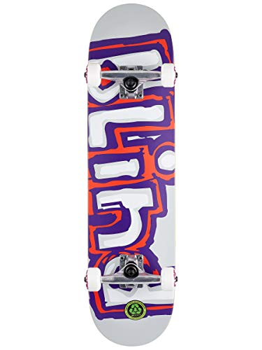 Blind Skateboard, komplett, matt, OG 7.8 Grey Purple Red (7.8)