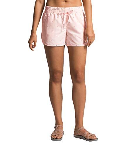The North Face Women's Class V Short, Pink Salt Outdoor Print, Size M
