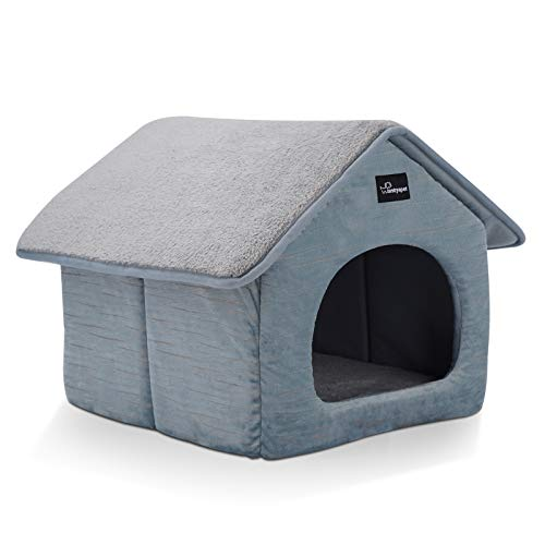 WANTRYAPET Cat Houses for Indoor Cats, A Safe Pet House and Kitty Shelter for Your Cat Or Small Dog,...