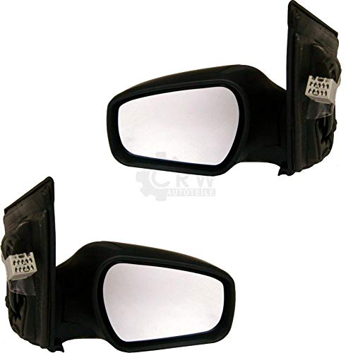 Juego de espejos retrovisores exteriores para Focus 2 II 04-07 eléctrico derecho e izquierdo