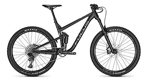 Focus Jam 6.7 Seven 27.5R Fullsuspension Mountain Bike 2021 (XL/50 cm, Magic Black)