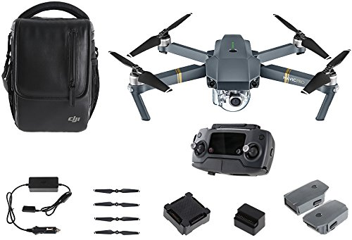 DJI - Mavic Pro Fly More Combo (Version UE) |...