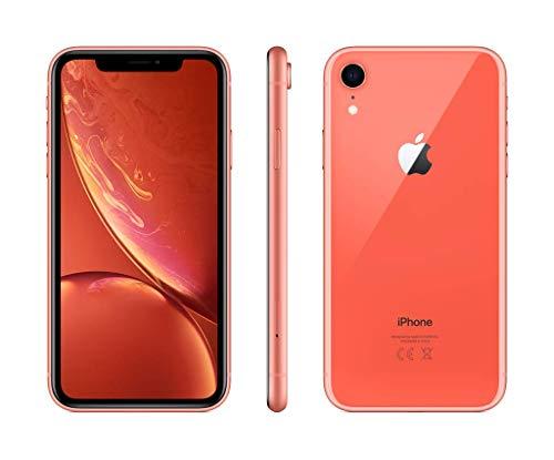 Apple iPhone XR 128 GB Coral (Reacondicionado)