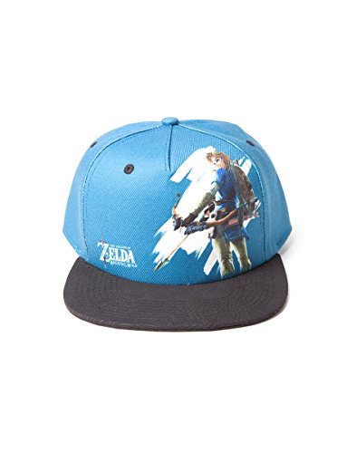 Figurine Zelda - Casquette Snapback - Breath Of The Wild Bow