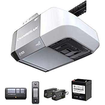 Chamberlain C273 Smart Garage Door Opener, Gray