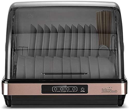 WMMCM Mini Electric lavavajillas, cocina hogar esterilización de la máquina automática de acero inoxidable, la esterilización UV gabinete, fácil de limpiar, Energy Efficient Design, bajo nivel de ruid