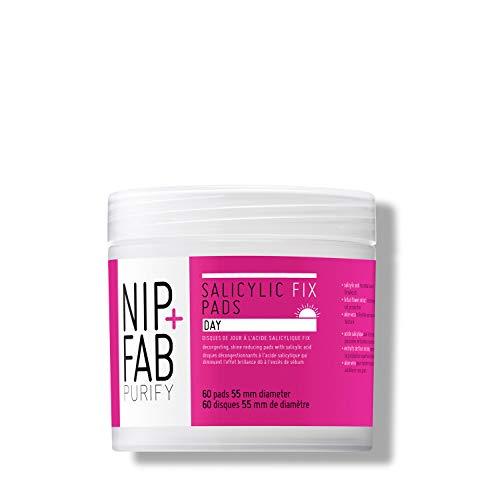 Nip + Fab Salicylic Fix Day Pads, 2.7 Fl Oz