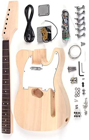 Top 10 Best unfinished electric guitar kit