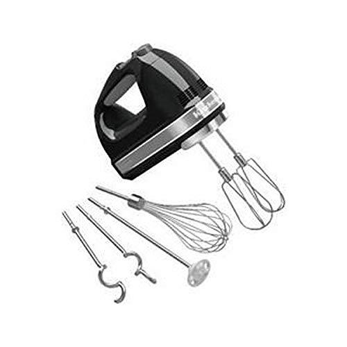 キッチンエイド(Kitchen Aid) 9段階ハンドミキサー ブラック KHM928OB