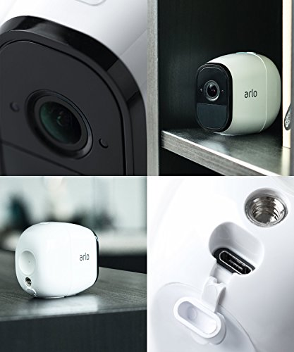 Lockdown #1: The Best Wireless Home Security Camera Systems 5
