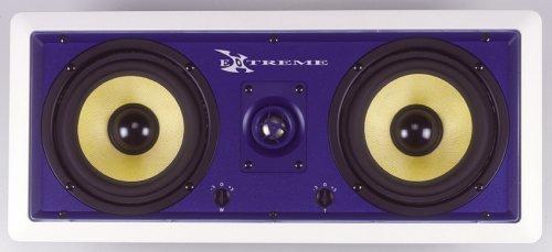 Fantastic Prices! JA Audio 6.5 Fiberglass 100 Watt in-Wall Center Channel Speaker