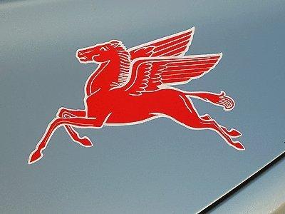 Mobil PEGASUS sticker ideal für Klassisch Vintage rennen autos Porsche Mercedes Audi