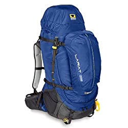 Mountainsmith Lariat 65L is the best backpack for travel is you are a guy and look for a good back support.