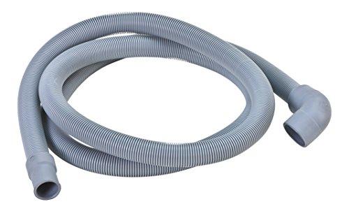DREHFLEX - SCHLA228 - Schlauch/Ablaufschlauch/Schmutzwasserschlauch passt für diverse Spülmaschinen von AEG/Electrolux/Privileg/Zanussi/Zanker – für Teile-Nr. 117368030-5/1173680305