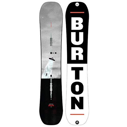 Burton Herren Process Snowboard, No Color, 157