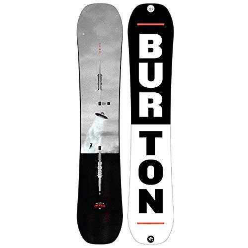 Burton Herren Process Snowboard, No Color, 159