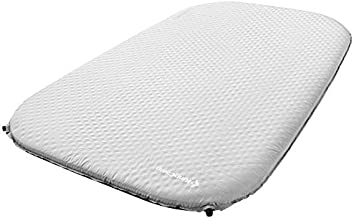 KingCamp Deluxe Series Double Sleeping Pads,3 inches Thick Self-inflating Camping Pad for 2 People Backpacking, Queen Size Foam Mattress Use Indoor or Outdoor
