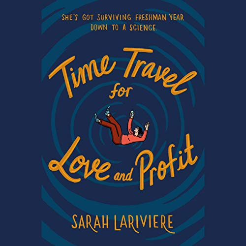 Time Travel for Love and Profit cover art