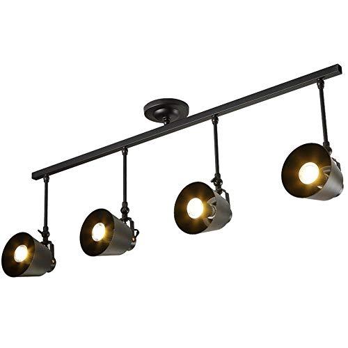 YWSZJ Iluminación Colgante Retro Industrial - Techo de Metal, Techo, Luces Colgantes, diámetro - for Cocina