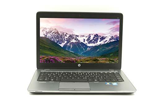 HP Laptop Elitebook 840 G1 14 Zoll 1600x900 Pixel Auflosung Leistungsstarker Laptop I Intel Core i5 4Gen Webcam Windows 10 Home Tastatur DE Intel HD Graphics 4400 133 kg Generaluberholt