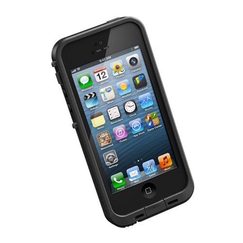 LifeProof Fre   Funda para Apple iPhone 5, color negro