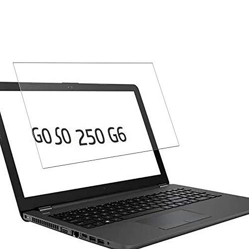 Vaxson 3 Stück Schutzfolie, kompatibel mit HP 250 G6 Notebook 4PA35PA-AABF 15.6