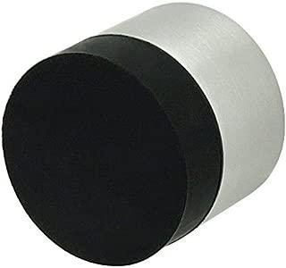 INOX DSIX08-32D Wall Mount Door Stop, Satin Stainless Steel