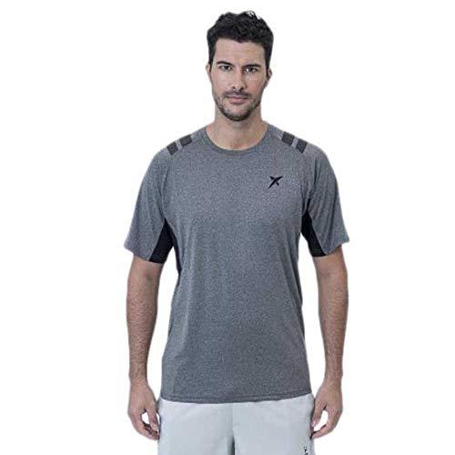 DROP SHOT Camiseta Levy Ropa, Adultos Unisex, Multicolor, Único